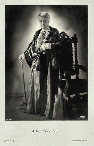 Adele Sandrock in Die englische Heirat (1934)