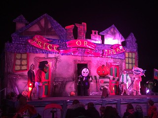 Trick or Treat Stage - 2016