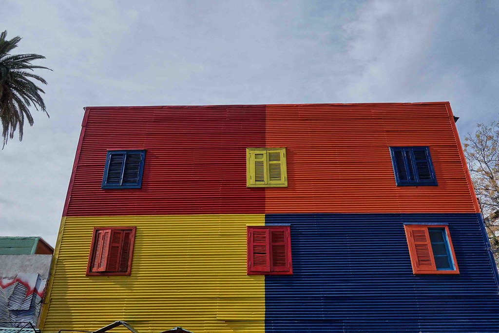 Buenos Aires - La Boca - House 1