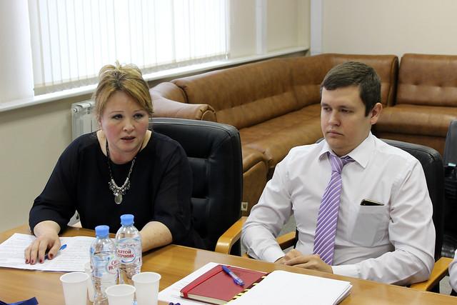 Генеральный директор КП «Мосгорпечать» Е.Г. Капустина