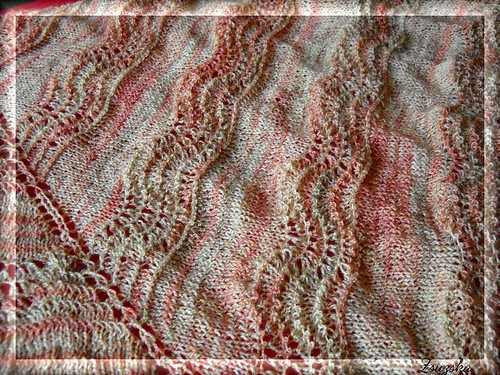 oldshaleshawl, knitting, lace, superwashmerino, bambus, handdyed, freepattern (6)