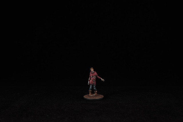 ZOMBICIDE- Black Plague - Walker .007