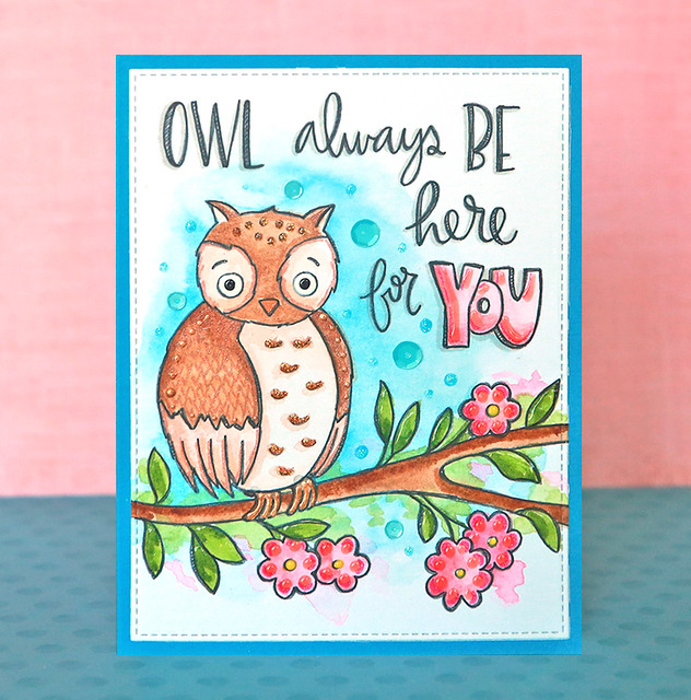 owl always be here for you