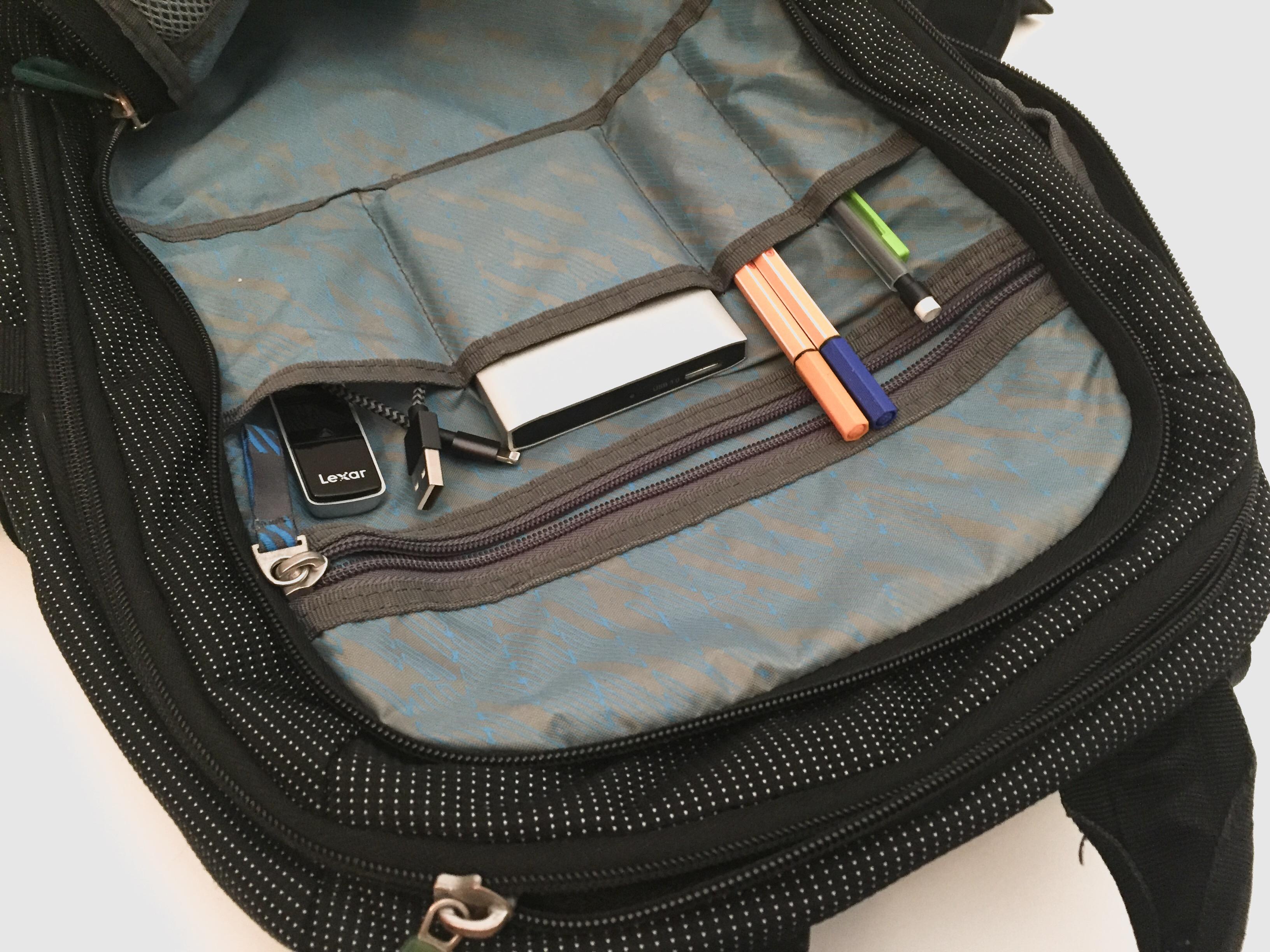 20170904 Thule Crossover 21L Mon sac à dos au quotidien 4