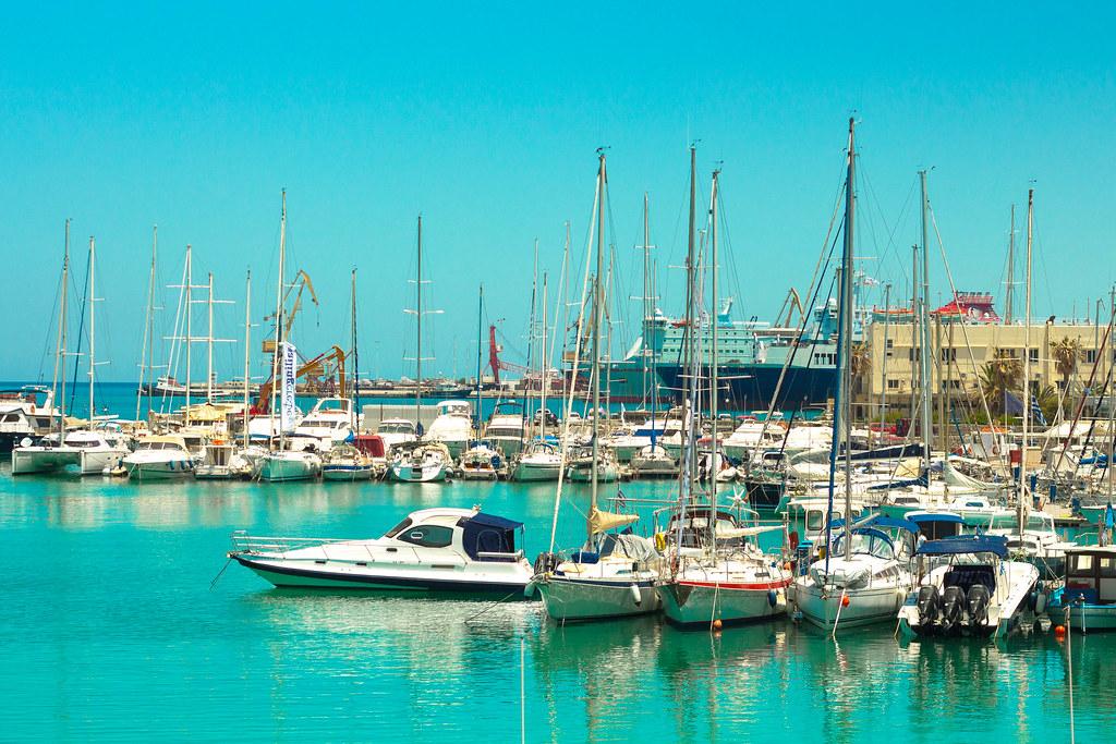 Heraklion Hotels Near Port