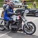 Lydden Hill August 2016 Paddock Sidecar BMW K100 No 13 001