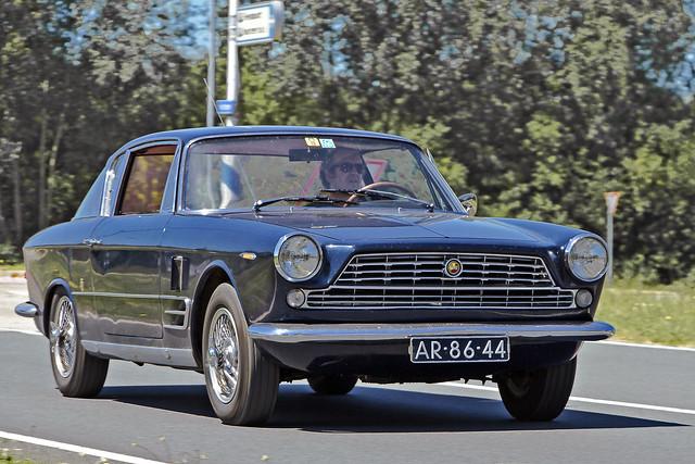 FIAT 2300 S Coupé Ghia 1966 (4626)
