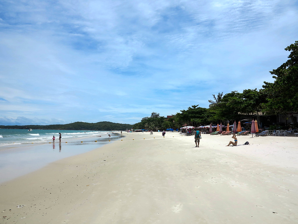 Sai Kaew, la mejor playa de Koh Samet