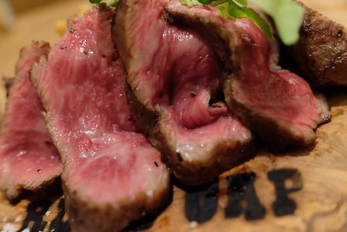 Matsusaka beef lean meat