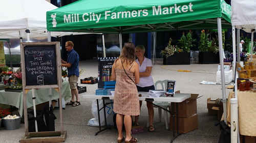 September 23, 2017 Mill City Farmers Market