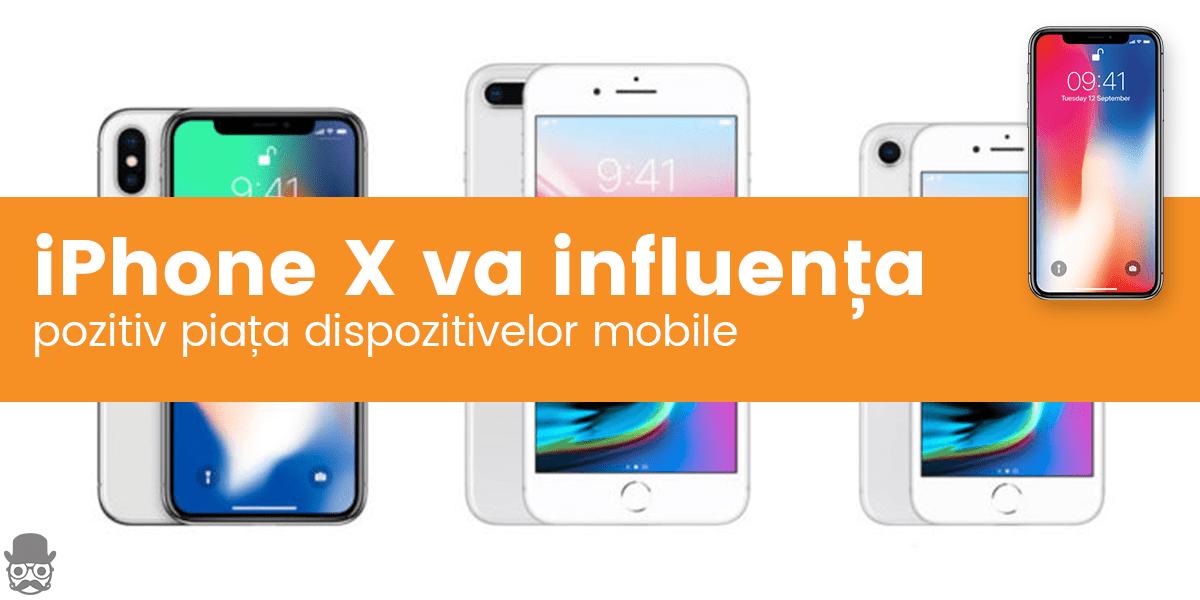 iPhone X va influenta piata dispozitivelor smart 141