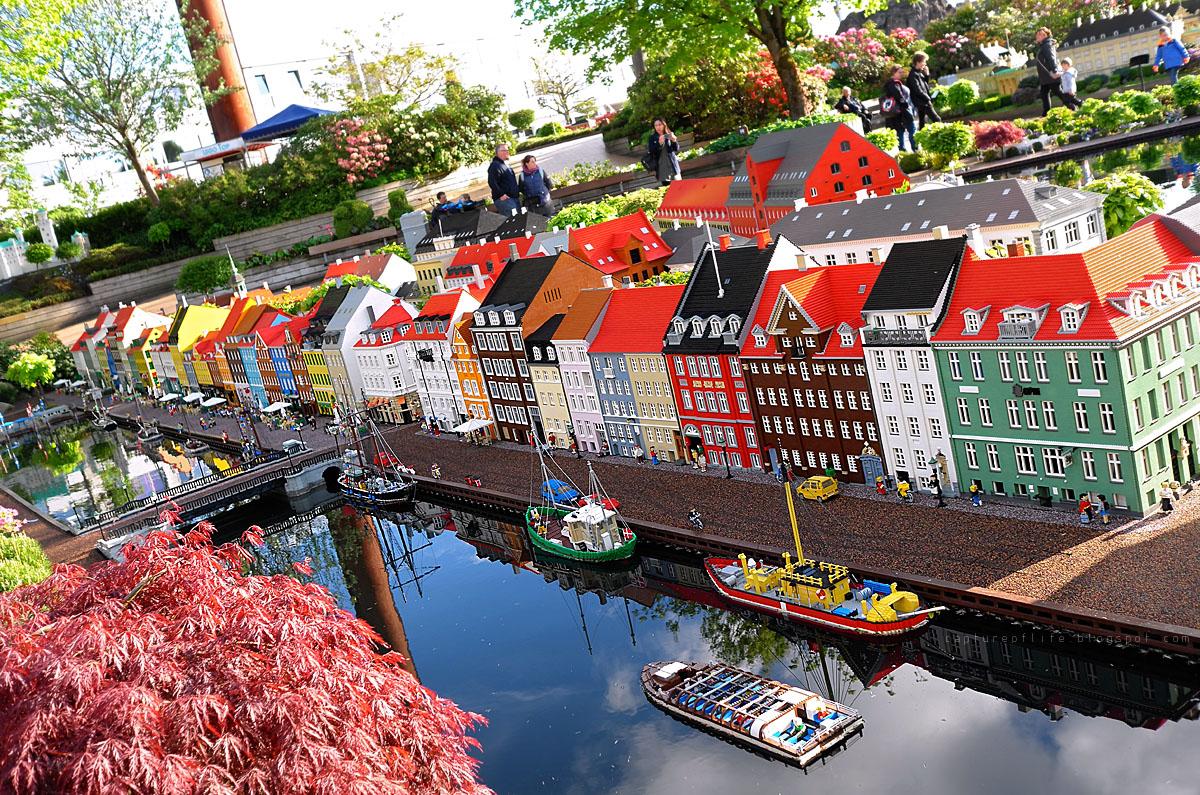 Copenhagen in Legoland