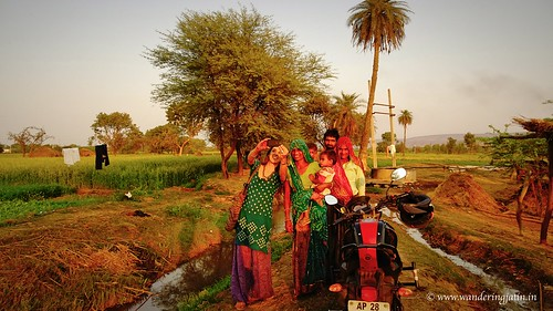 Village life, Bundi