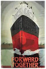 Upper Clyde Shipbuilders Banner