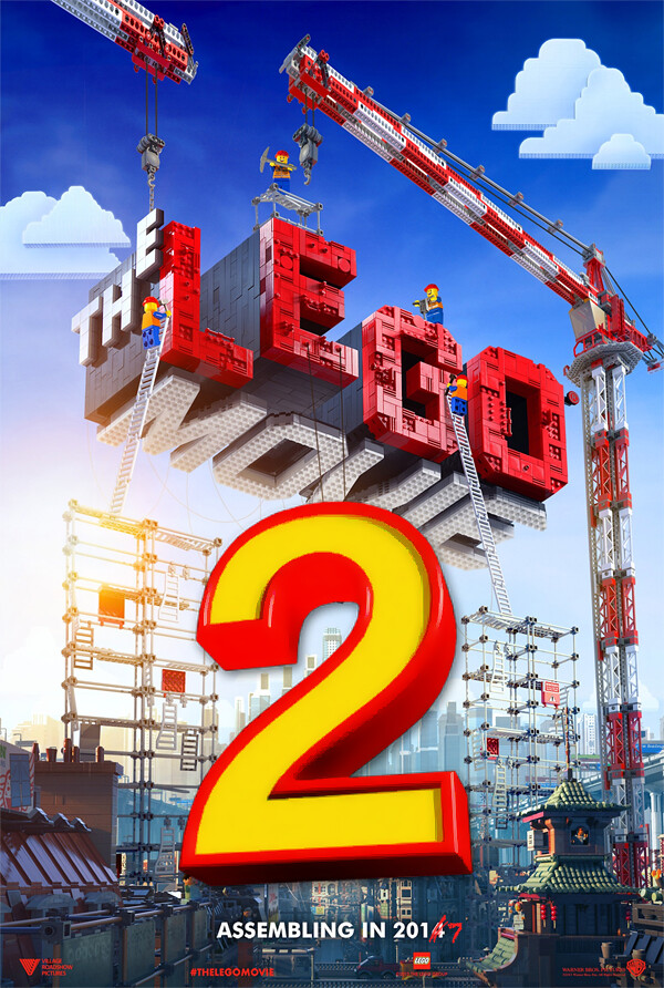 Pierwsze informacje o The LEGO Movie 2