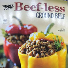 Just...why? #BeeflessGroundBeef