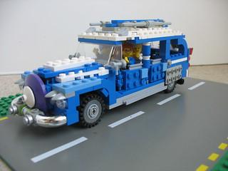 Retro Motors Retro Wagon 001