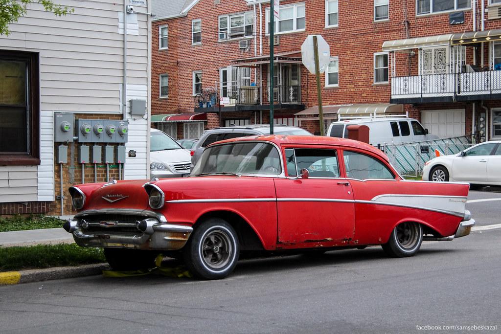 Старые автомобили на улицах Нью-Йорка - 29 samsebeskazal-2170.jpg