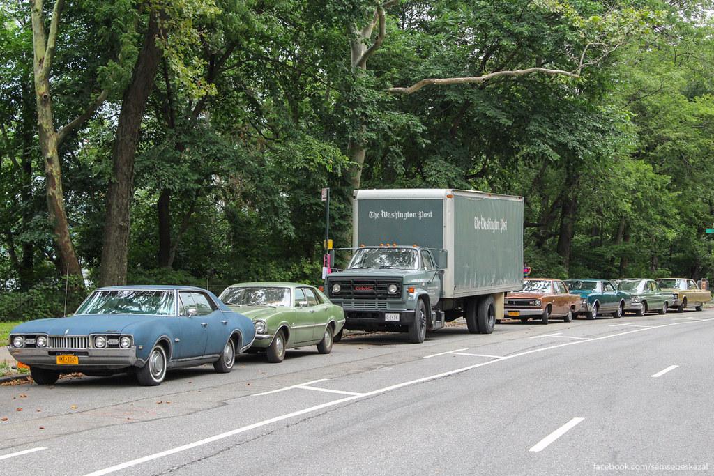 Старые автомобили на улицах Нью-Йорка - 29 samsebeskazal-9721.jpg