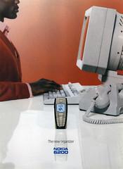 Nokia 6200, 2003 ad