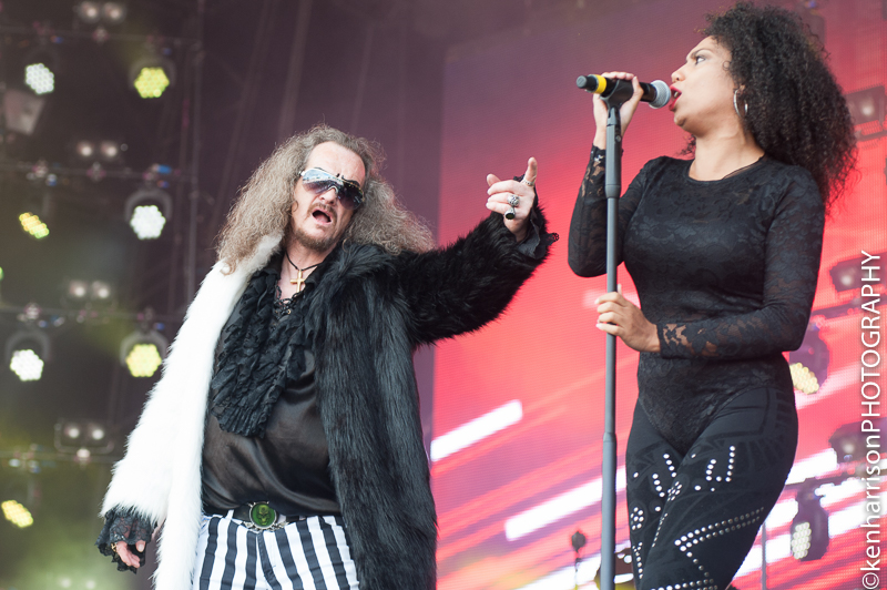 05th August, 2017. Doctor & The Medics at Rewind North, Macclesfield, UK