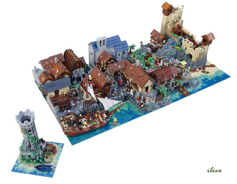 MOC Medievale
