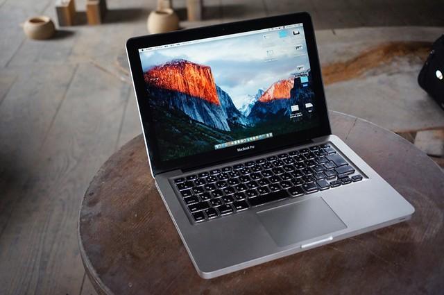 MacBook Pro 2010 雑感