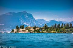 Punta San Vigilio, Lago di Garda, Italy
