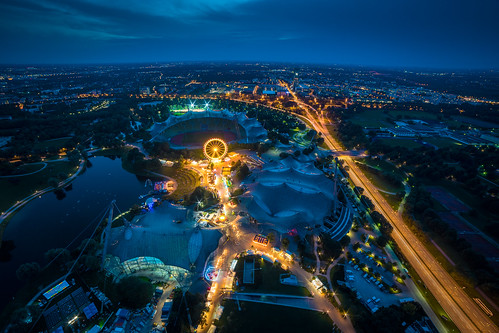 Impark Fest Olympiapark München from Toni Hoffmann
