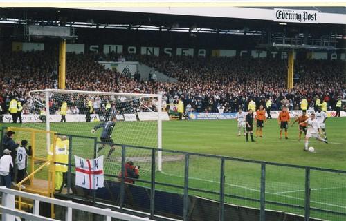 Swansea City v Hull City 2003