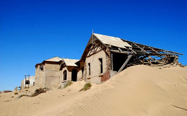 Kolmanskopp - An Awesome Abandoned Hike