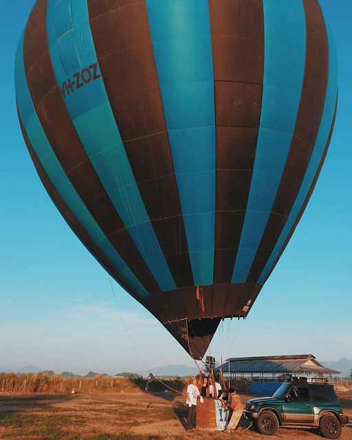 Bucket List | Ride a Hot Air Balloon