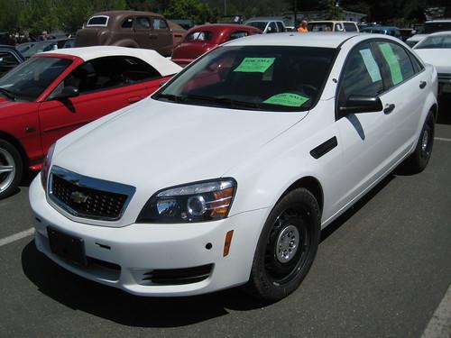 2012 Used Cop Car