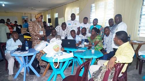 Conférence sur le repositionnement de la nutrition comme priorité de développement dans la province du Kwango