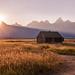Grand Teton by Ingo Tews