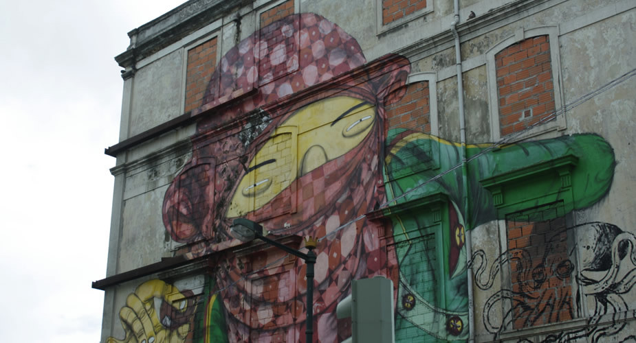 Streetart in Lissabon: the Crono Project | Mooistestedentrips.nl