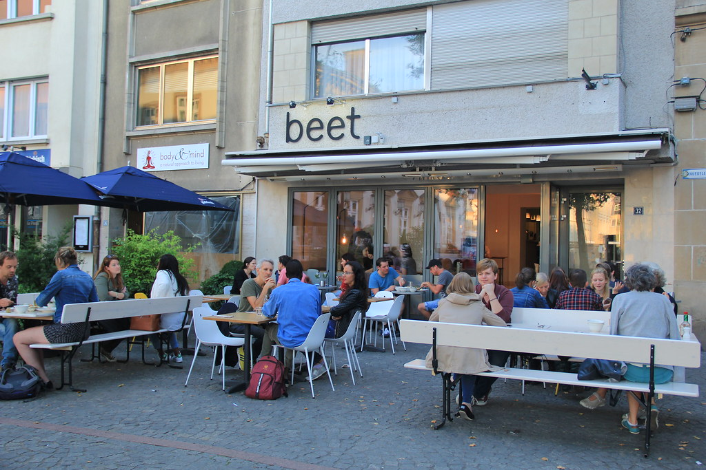 Beet, Luxembourg City