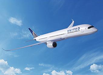 United A350-900 (Airbus)