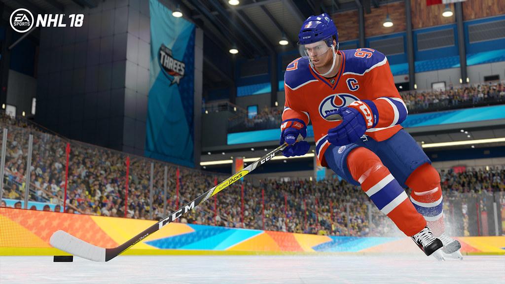EA Sports: NHL 18