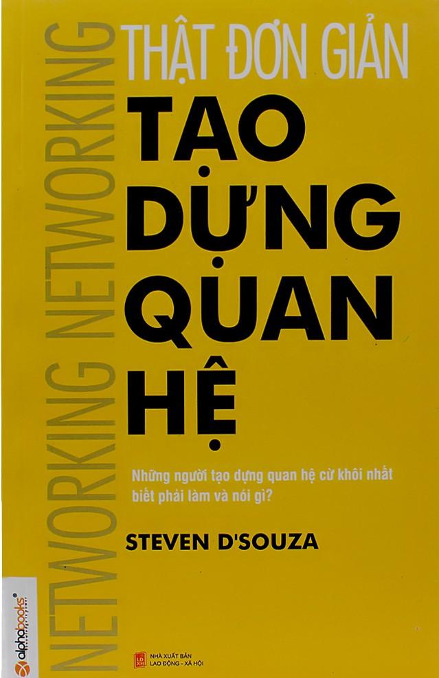 Thật Đơn Giản - Tạo Dựng Quan Hệ - Steven D'souza