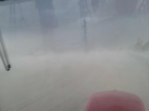 Tempesta di sabbia!