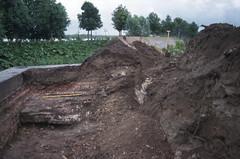 Bastion VI, nabij Tolhuis, renovatie vesting (2000)