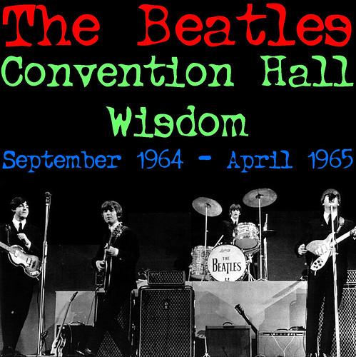 BeatlesLive06-ConventionHall-front