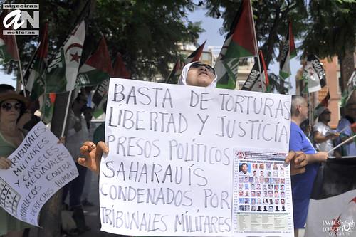 Concentracion prosahara Javier Lobato (2)