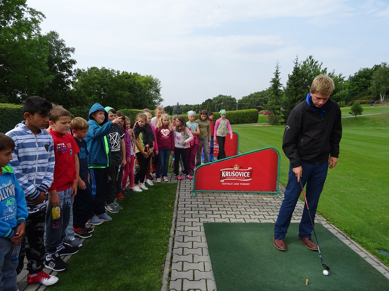 Golf Beřovice - 4. ročníky