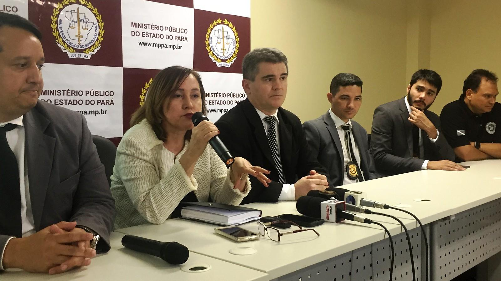 Promotora da Perfuga deixa a PJ de Improbidade Administrativa