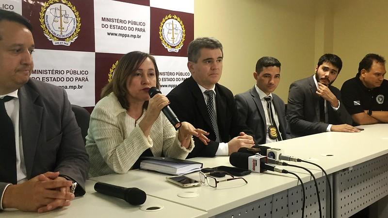 Prisão temporária depresos na Perfuga encerra hoje; vídeo da prisão do chefe, Membros do MP e Polícia Civil que comandaram a Perfuga