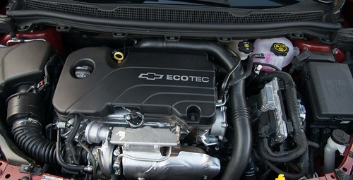 Motor Chevrolet Cruze (1)