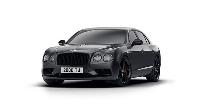 賓利飛馳V8 S Black Edition車型 (3)