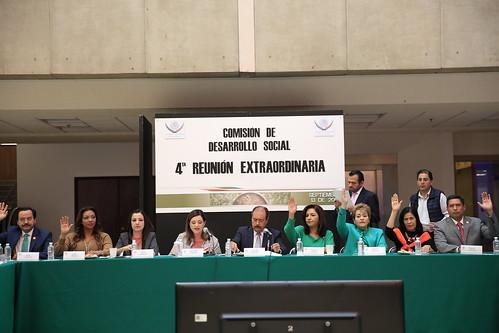 Comisión de Desarrollo Social 13/sep/17